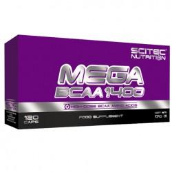 MEGA BCAA 1400 - (120caps)