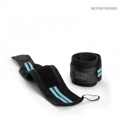 Womens Wrist Wraps Aqua Blue