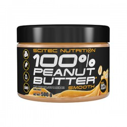 100% Peanut Butter (500g)