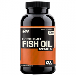 FISH OIL (200 SOFTGELS)