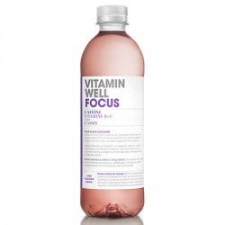 VITAMIN WELL FOCUS (500ml)