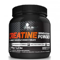 CREATINE MONOHYDRATE POWDER (550G)