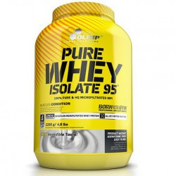 PURE WHEY ISOLATE 95 (2,2KG)