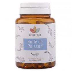HUILE DE POISSON (120 caps)