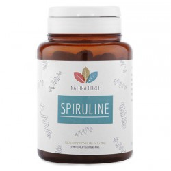 SPIRULINE 500mg (180 caps)
