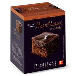 MOELLEUX CHOCOLAT (7 x 33G)