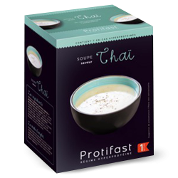 SOUPE PROTEINEE (7 x 28G)