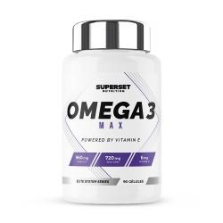 OMEGA 3 MAX (90 caps)