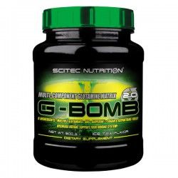 GLUTAMINE G-BOMB 2.0 (308 gr)
