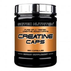 PURE CREATINE CAPS (250caps)