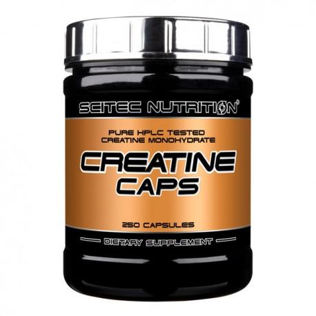 PURE CREATINE CAPS (250caps)